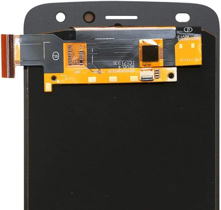 NuFix LCD Replacement for Motorola Moto Z2 Play Screen Glass LCD Display Touch Digitizer Assembly withTools Moto Z2 Play XT1710-01 XT1710-02 XT1710-11 XT1710-10 XT1710-09 XT1710-08 XT1710-07