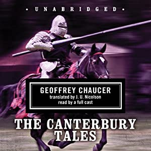 The Canterbury Tales [Blackstone] Audiobook