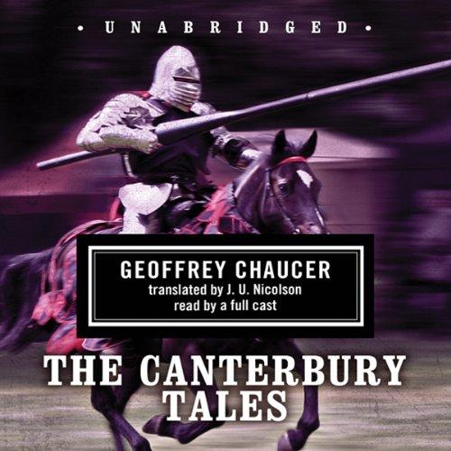 The Canterbury Tales [Blackstone] by Blackstone Audio, Inc.