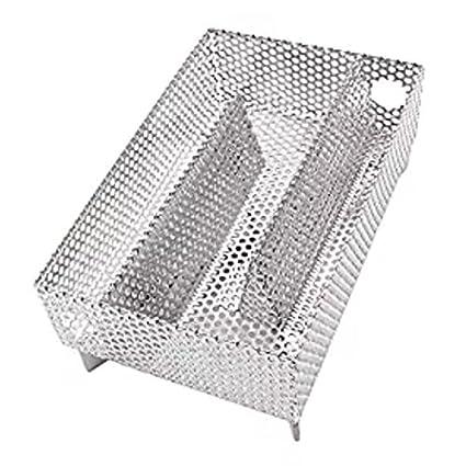 Amazon.com: kwlet Generador de humo frío pellet caja acero ...
