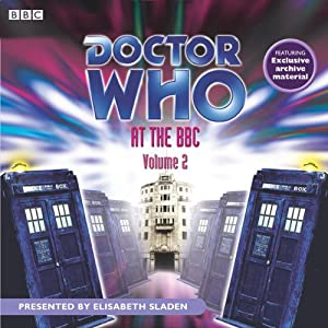 Doctor Who at the BBC, Volume 2 Radio/TV Program