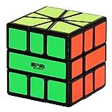 Cubelelo QiYi MoFangGe Square-1 Black