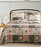 Best Greenland Homes - Greenland Home Sedona Full/Queen 3-Piece Quilt Set Review