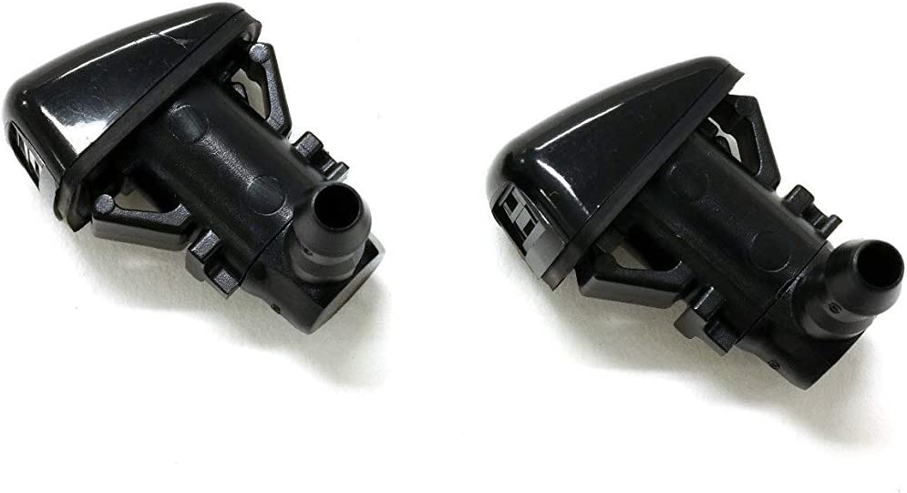 08-11 Mercury Milan for 08-12 Lincoln MKZ 08-12 Ford Fusion OTUAYAUTO Front Windshield Washer Nozzles pack of 2 Replaces OEM #: 8E5Z-17603-A Spray Jet Kit