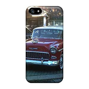 New Nice Nomad Tpu Skin Case Compatible With Iphone 5/5s