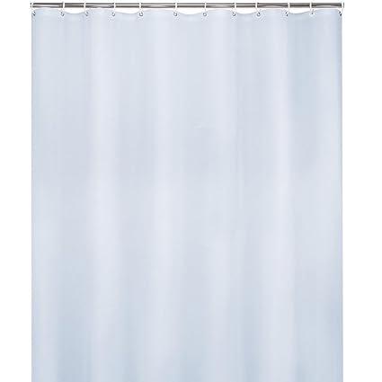 Fancy Fix Mildew Resistant Shower Curtain Liner 72x72 Inch Water Proof PEVA 8G