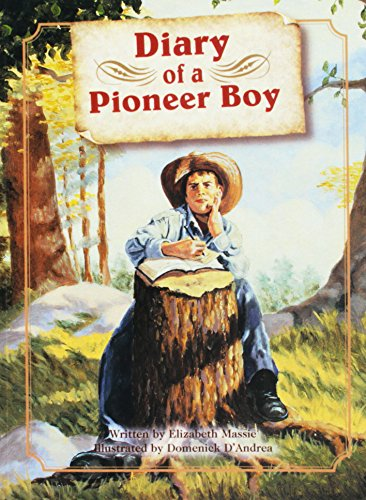 Steck-Vaughn Pair-It Books Proficiency Stage 5: Individual Student - Diary Of A Pioneer Boy