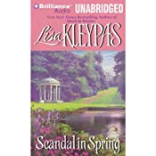 Scandal in Spring: The Wallflowers, Book 4 | Lisa Kleypas