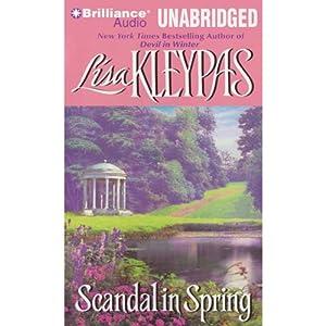 Scandal in Spring Audiobook