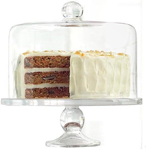 gerade Seiten Artland Simplicity Kuchenst/änder mit Glocke