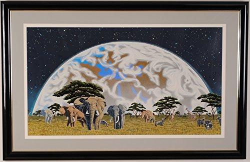 シム・シメール 「アフリカの夜明け」