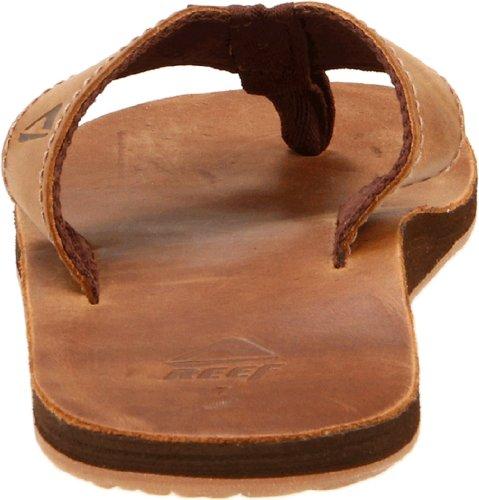 Leather Men's Smoothy Brown Reef Bronze RpZSqWw