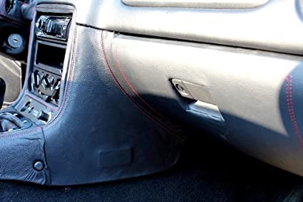 RedlineGoods Mazda Miata NB 1998-05 cubierta de guantera de