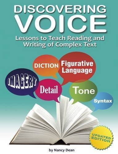 Discovering Voice: Lessons To Teach Reading And Writing Of Complex Text (Maupin House)