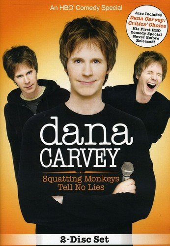 Dana Carvey: Squatting Monkeys Tell No Lies (Widescreen)