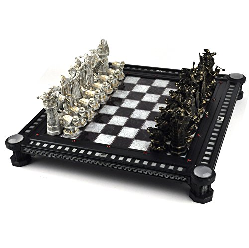 Harry Potter Final Challenge Chess Set by Harry Potter
