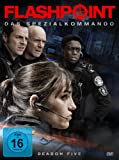 Flashpoint - Das Spezialkommando, Season Five [3 DVDs]