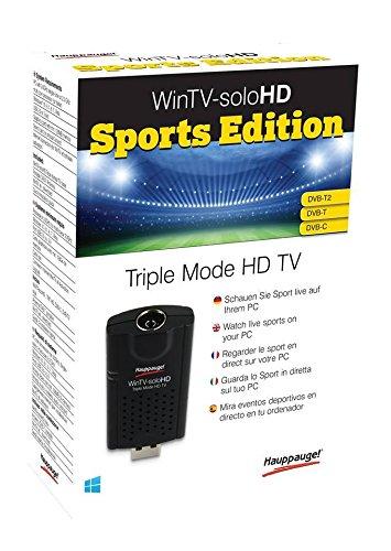Hauppauge 1620Karte Tuner TV Externe für Laptop