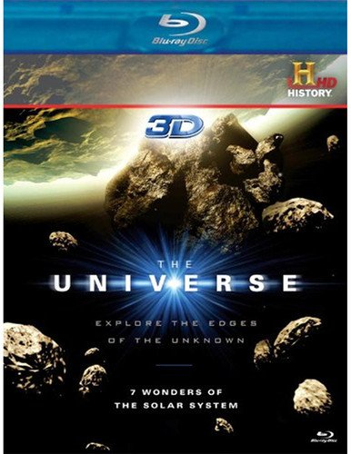 The Universe: 7 Wonders of the Solar System -