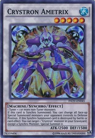 Amazon.com: Yu-Gi-Oh. – crystron ametrix (inov-en045 ...