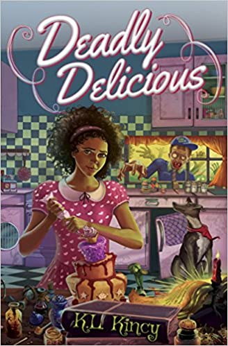 Download online Deadly Delicious PDF