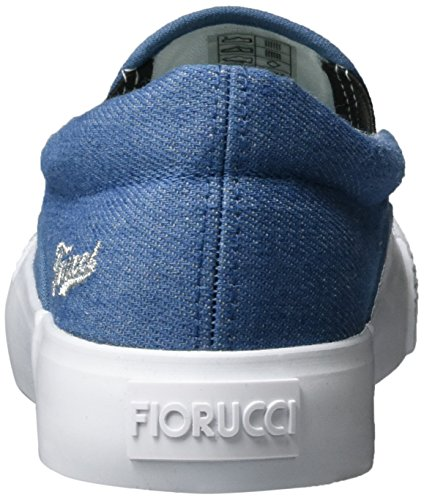 Baskets denim Fepc014 Bleu Femme Fiorucci Denim R5WwfqWA