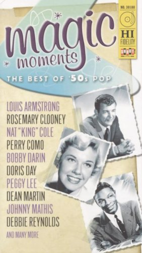 Magic Moments: Best of 50's Pop by Shout Factory