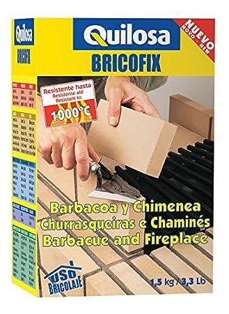 Quilosa T031336 Bricofix Barbacoa Y Chimenea: Amazon.es: Bricolaje y herramientas