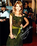 #6: Jessica Alba Movie Still Signed Autographed 8 X 10 Reprint Photo - Mint Condition