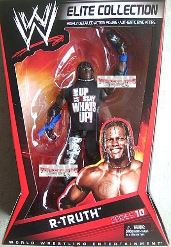 WWE Collector Elite R-Truth Figure - Series #10