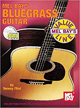 Bluegrass Guitar (Mel Bay's Value Line)