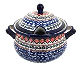 Polish Pottery Blue Horizon Soup Tureen