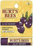 Burt's Bees 100% Natural Moisturizing Lip Balm, Acai Berry 0.15 oz