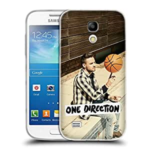 Official One Direction 1D Classic Liam Photo Filter Soft Gel Back Case Cover for Samsung Galaxy S4 mini I9190 Duos I9192
