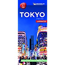 Michelin Tokyo City Map - Laminated