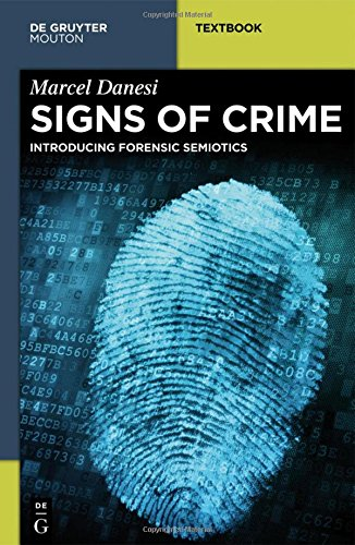 Signs of Crime (Mouton Textbook)
