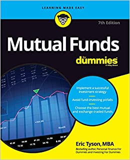Mutual Funds For Dummies: Eric Tyson: 9781119215516: Books
