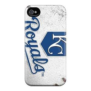 WandaDicks Iphone 6 Bumper Hard Phone Covers Custom Colorful Kansas City Royals Image [bPD577QJYj]