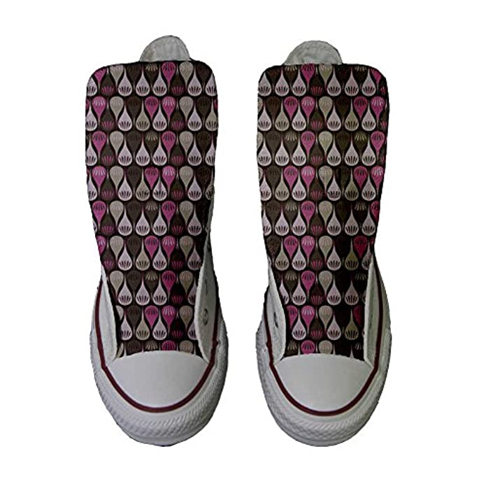 Converse Personalizzate All Star scarpe Artigianali Sneakers Unisex-adulto Drops