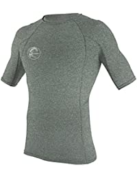 Men's Basic Skins UPF 50+ Short Sleeve Rash Guard