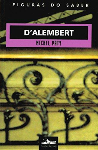 D'Alembert - Coleção Figuras do Saber 11
