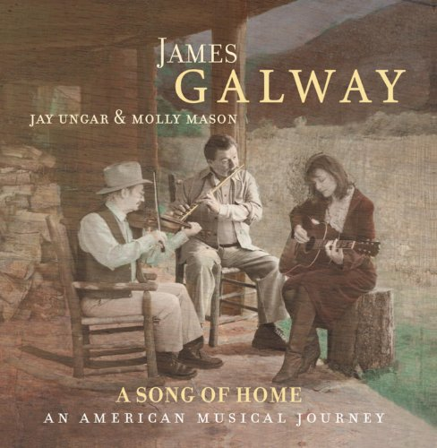 A Song Of Home:  An American Musical Journey (American Musical Cd)