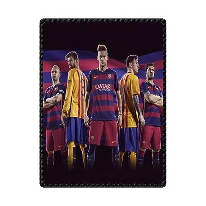 senl custom blanket soccer sports sport poster dream league soccer