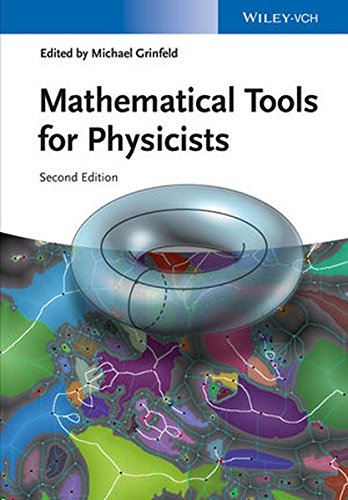 Mathematical Tools for Physicists (Encyclopedia of Applied Physics)