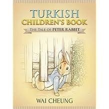 Turkish Children's Book: The Tale of Peter Rabbit