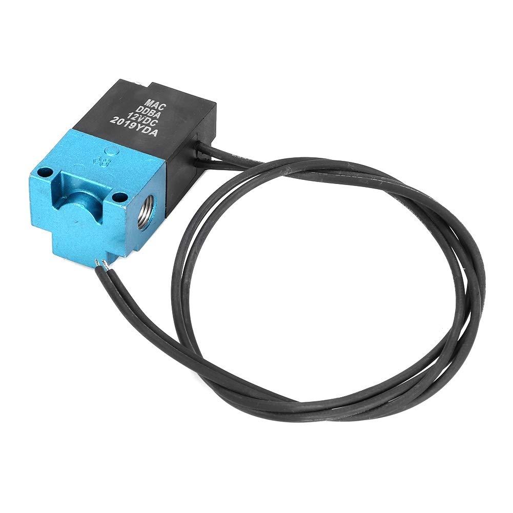 elettrovalvola di controllo boost elettronico a 3 vie DC12V 5.4W 35A-AAA-DDBA-1BA Qii lu Controllo elettronico boost