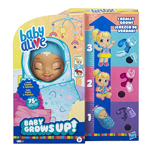 Image of Baby Alive Baby Grows Up (Happy) - Happy Hope or