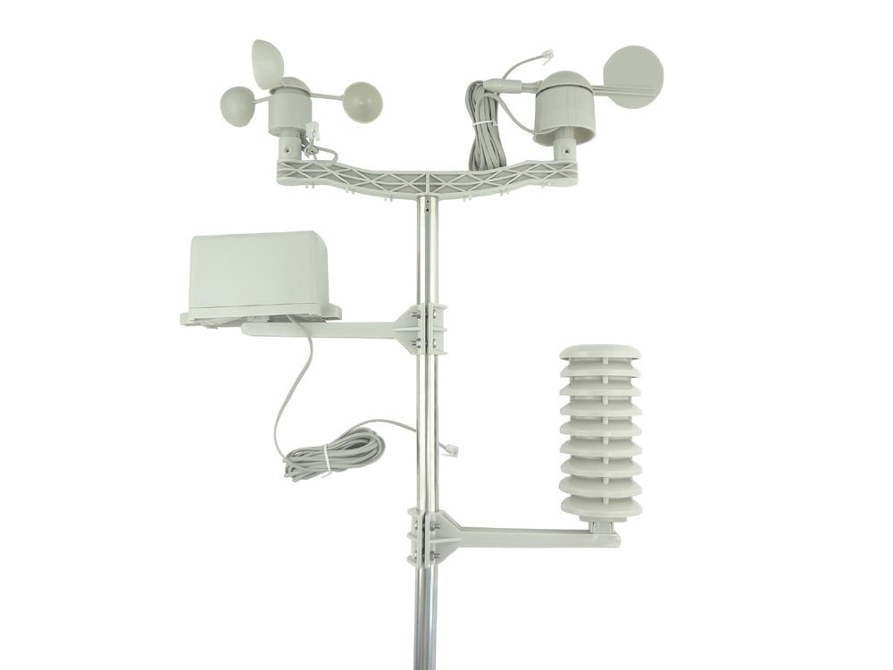MISOL 1 set of Spare part (outdoor unit) for Professional Wireless Weather Station