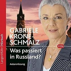 Was passiert in Rußland?