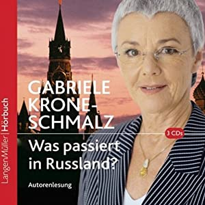Was passiert in Rußland? Audiobook